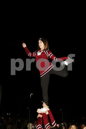 11/14/13 Whitehouse High School Pep Rally & Bonfire by Joey Corbett