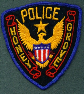 Honey Grove Police