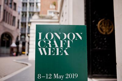 London Craft Week - May 2019