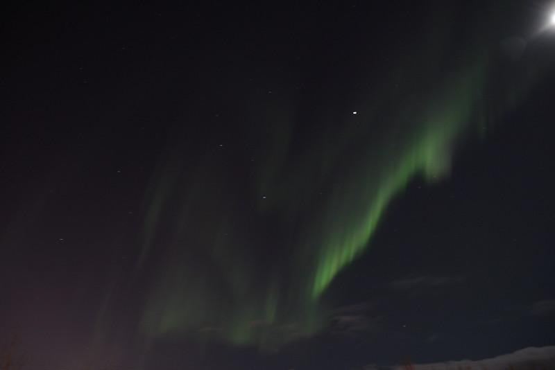 Alaska: Northern Lights Take #1