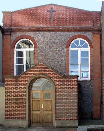 St John The Evangelist, Roman Catholic, Market Place, Wallingford, OX10 0BD