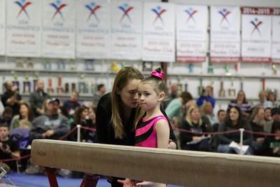 2016 PBM : Session 2 (1/30/16) : Alison Biondi's Gymnastics : Beam