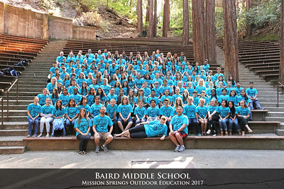 Baird Middle School 2017