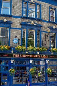 Shipwrights Arms, built in 1884