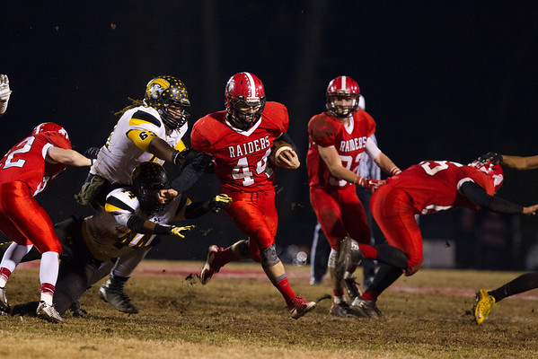 3A Western Regional Final - Kings Mountain at South Point - 12/5/15