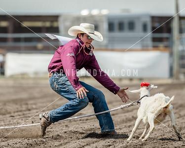 Junior Boys Goat Tying