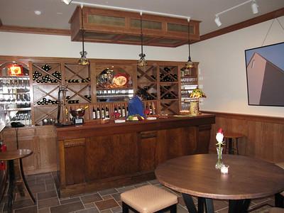 Purdue Lynfred wineary tasting