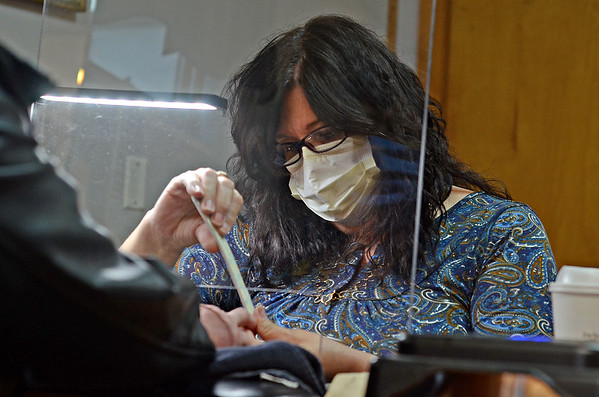 Bennington hair salons reopen - 060120