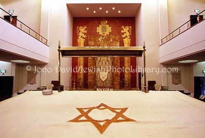 ENGLAND, London. Central Synagogue. (2006)