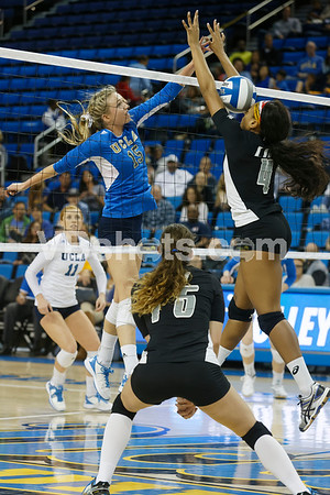NCAA 1st Round:  Brooklyn LIU at UCLA 12/5/2014