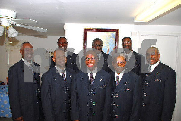 St James Male Choir