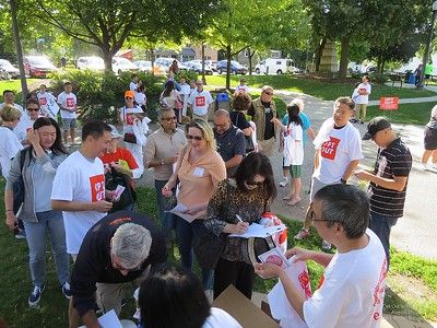 Opt Out of Marijuana Rally in Naperville Aug 31 2019