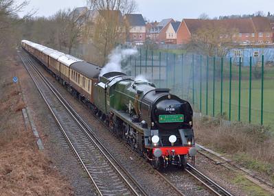 Trains February 2014