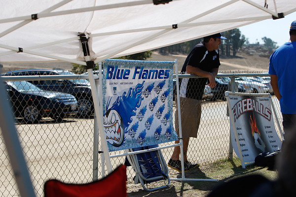 Blue Flames Soccer