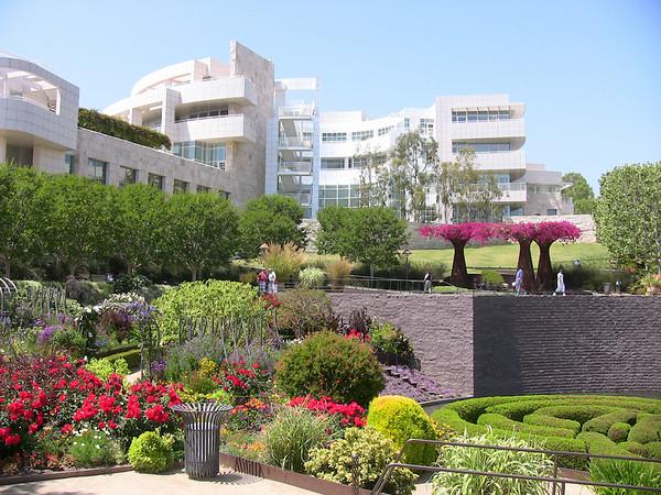 Getty Central Garden
