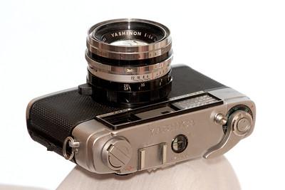 35 mm Rangefinder Cameras