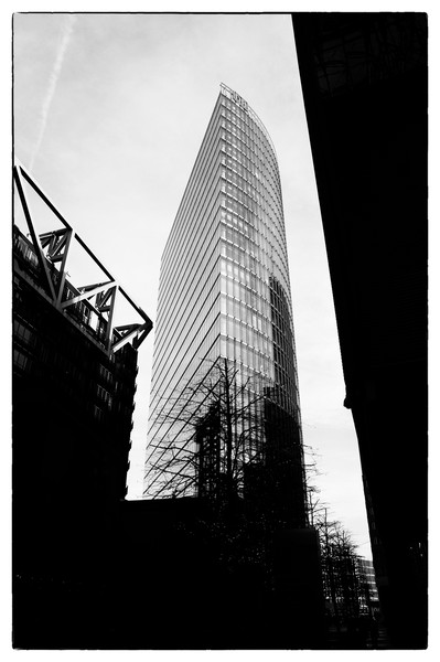 DB Building, Potsdamer Platz, Berlin.