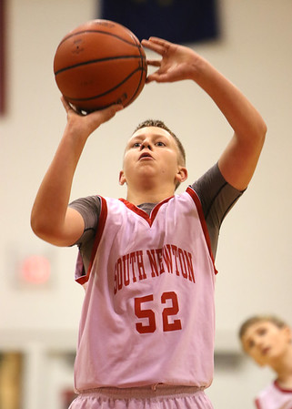 SNMS Boys Basketball 2014