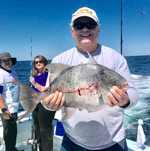 Fishing in the Gulf of Mexico  1018 & 2019
