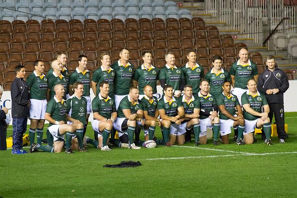 Rugby Legends Stoop Oct '13
