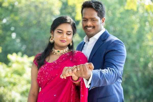 Vineela Gautam Wedding