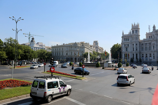 Spain - Madrid, Segovia, Toledo, Cuenca, Valencia, Tarragona, Montserrat, Codorniu Winery, Girona, Salvador Dali Museum and Barcelona, Spain