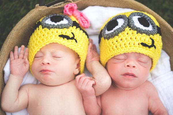 NEWBORN 2015  |  Thomas + Emily