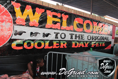 THE ORIGINAL COOLER DAY FETE