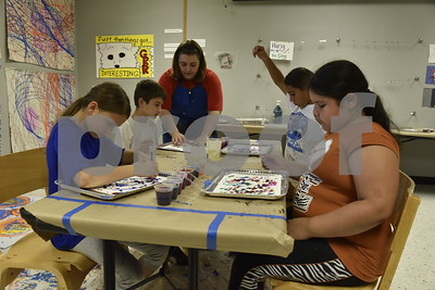 6/22/16 Summer Art Camp at Tyler Museum of Art by Andrew D. Brosig