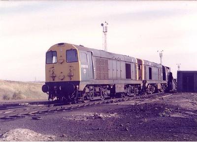 Tinsley  and Gateshead 1984