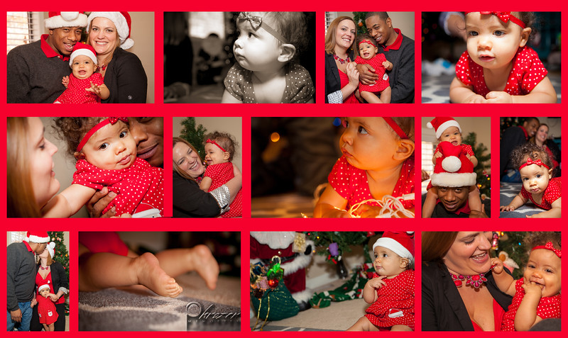 Colleen & Derrick Holiday 2014