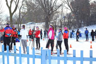 Girls Skate: interval start