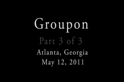Groupon Atlanta Meeting