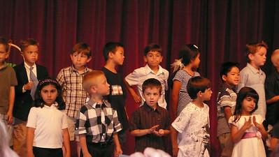 Chris Kindergarten Graduation