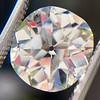 3.56ct Antique Cushion Cut Diamond 0