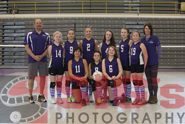 12R Storm Team and Individual Photos