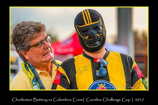 BATTERY vs COLUMBUS CREW