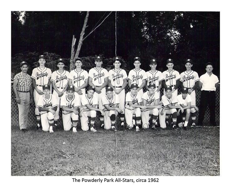 Powderly Park allstars circa 1962.jpg