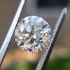 1.72ct Old European Cut Cut Diamond GIA L VS2 19