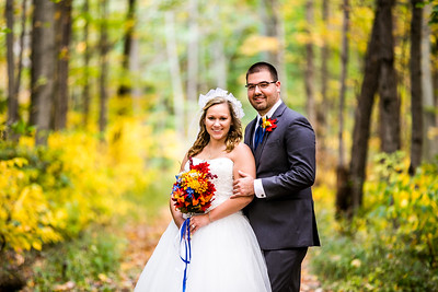 Chelsea and Ricky - Wedding - 10/22/2016