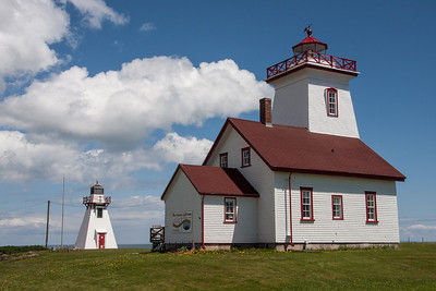 Lighthouses - Canada