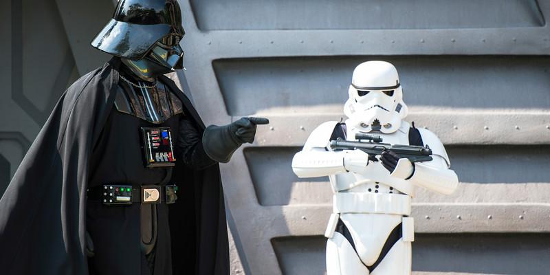 Vader Storm Trooper Disney Hollywood Studios Star Wars.jpg