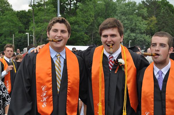 Chagrin Falls 2013 Graduation
