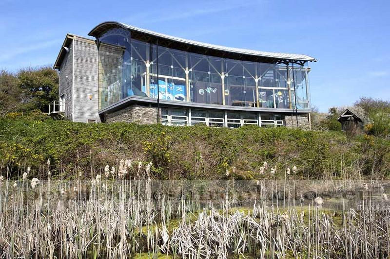 Welsh Wildlife Centre, Cilgerran