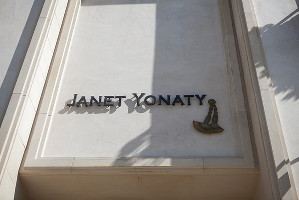 13 Exhibit - Janet Yonaty
