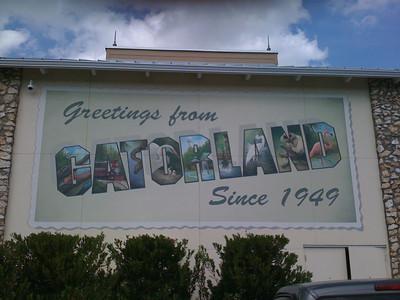 Gatorland - Orlando Florida