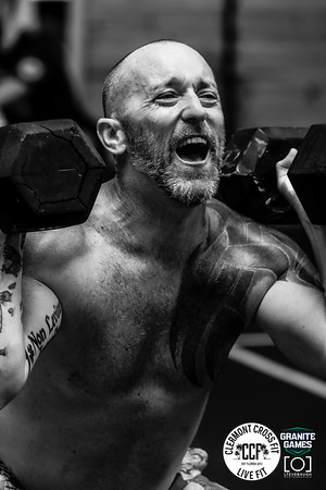09.14.19 @TheGraniteGames Throwdown at @ClermontCrossFit