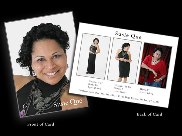 Head Shots / Comp Cards