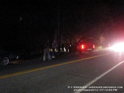 Lehigh County - N Whitehall Twp. - MVA w/ rescue - 10/23/2010