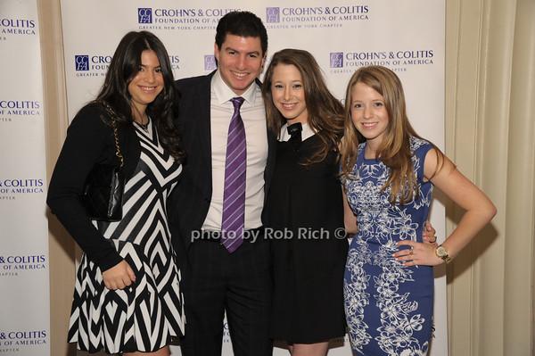 Amanda Podolsky, Max Podolsky, Amanda Sweetwood, Melissa Sweetwood photo by Rob Rich/SocietyAllure.com © 2014 robwayne1@aol.com 516-676-3939